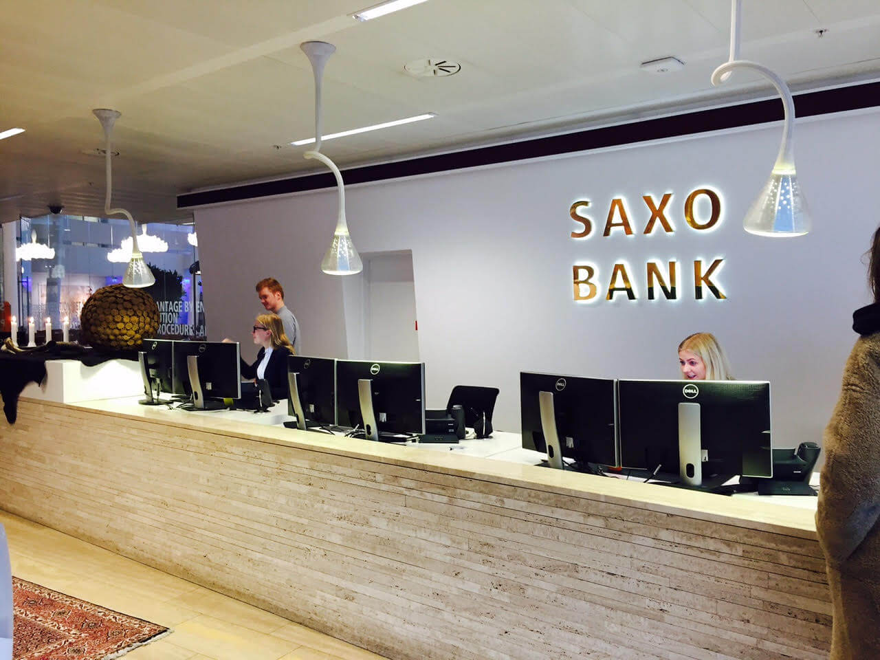 Фото Saxo bank