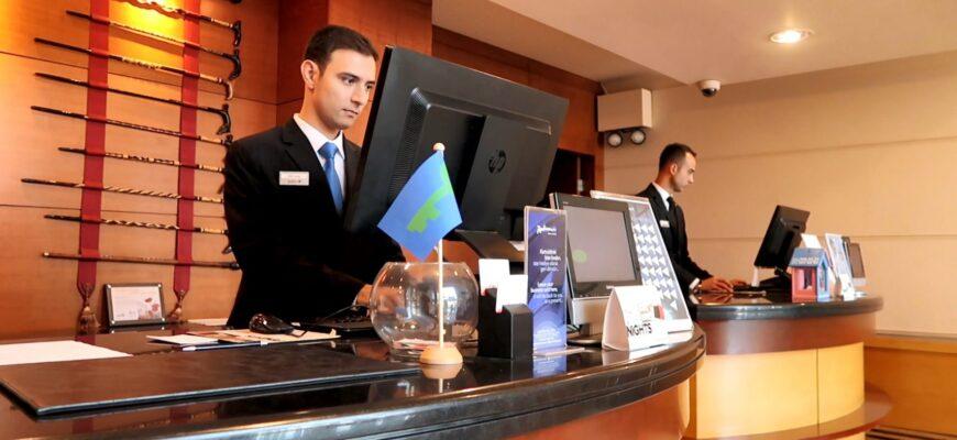 В Федеральной службе государственной статистики подсчитали доходы отелей
